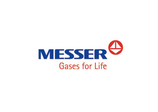 Wir lagern Schweiß- und Heizgase der Firma MESSER aus Herzogenburg-