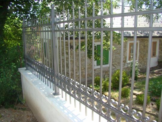 Renovierung von Gartenzäunen-