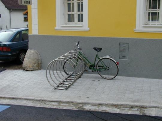 SPIRAL Fahrradständer VELO-
