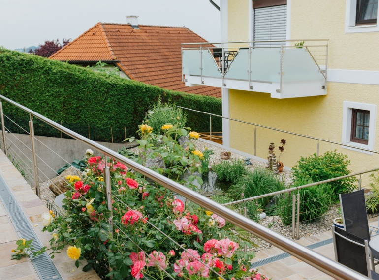 NIRO Balkone und Terrassen